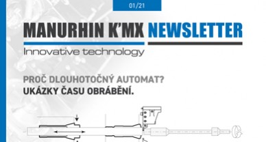 MANURHIN K'MX NEWSLETTER 01/21 foto